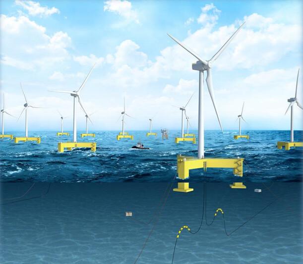 「台海桃園(W1N)」由法商歐風能源(EOLFI)投資,最後因航道衝突無法通過環評