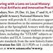 Armory Professional Development Blurb