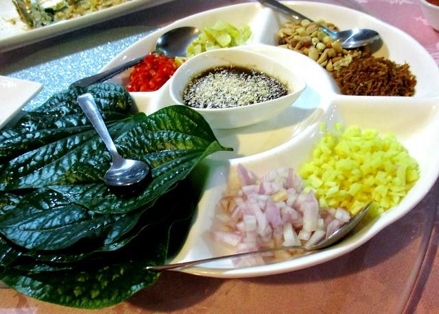 Flavours miang kham