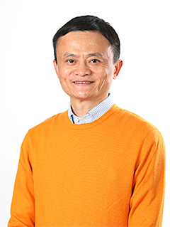 Jack Ma, Executive Chairman, Alibaba Group. Source: www.alibabagroup.com.