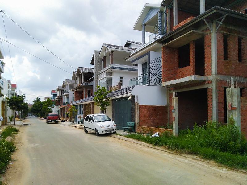 Khu dân cư hiện hữu xung quanhcăn hộ Centeria Đông Thuận quận 12