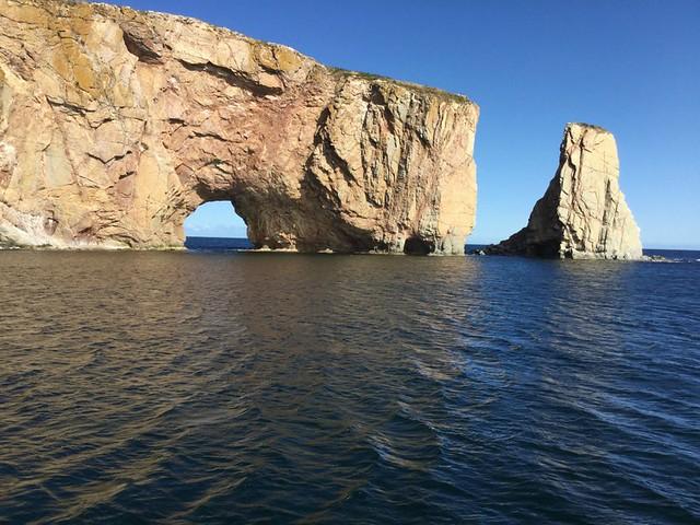 Boat Tour Near Perce