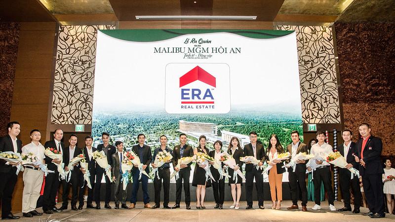 Các đối tác tham dự Lễ ra quân dự án Malibu MGM Hội An