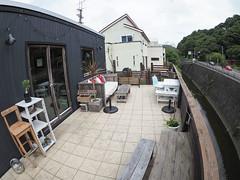 Hinata Cafe Terrace Seat