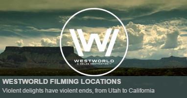 Where is westworld filmed
