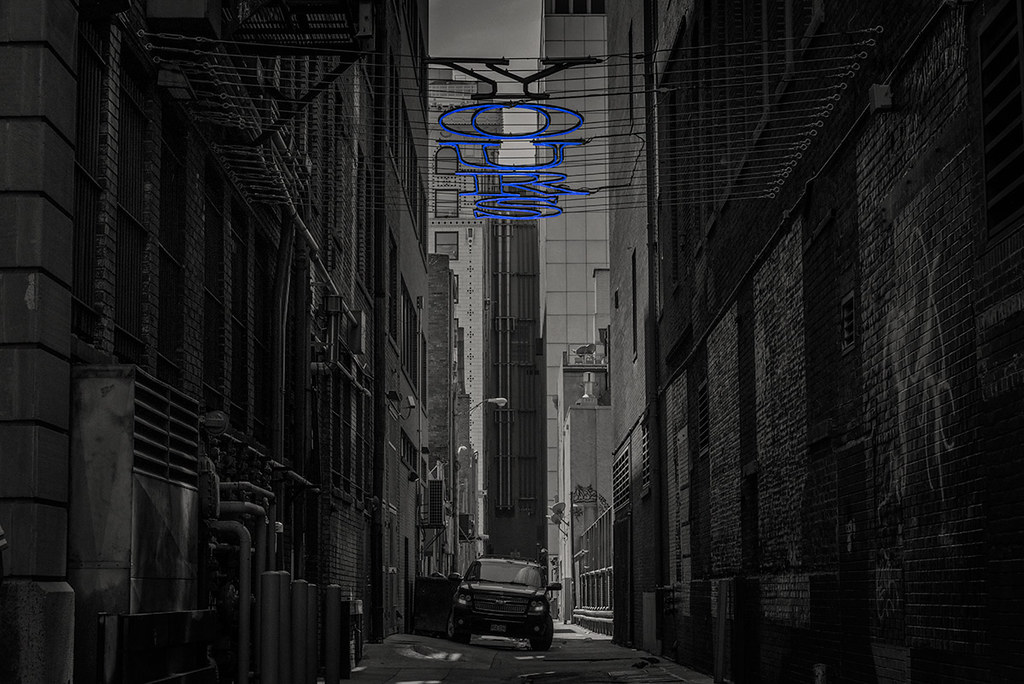 Alley, Downtown Denver CO