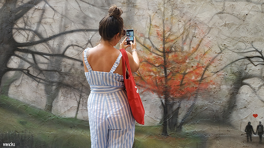 foto con Xiaomi A2 Lite de Gearbest