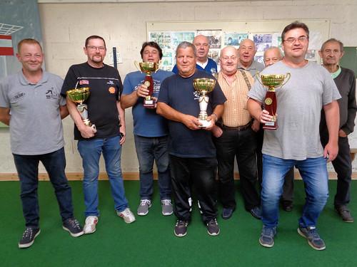 15/09/2018 - Entente Morlaix / Saint Martin : Concours de boules plombées en doublette mêlée