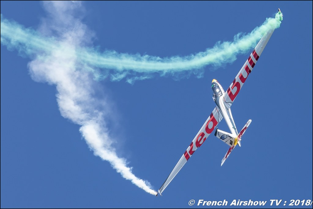 Luca Bertossio RBX Glider Aerobatics Red Bull X Glider Dittinger Flugtage 2018 Canon Sigma France contemporary lens Meeting Aerien 2018