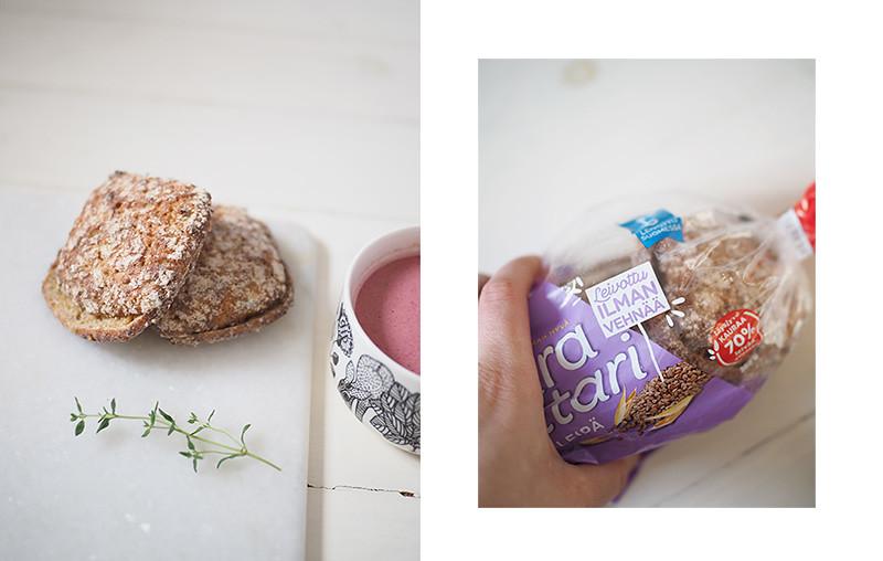 Vaasan vehnätön leipä