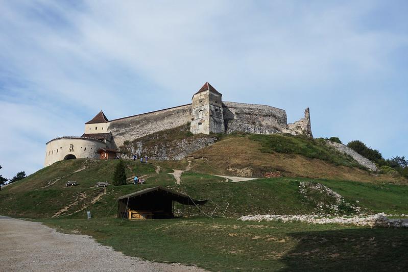 castle Rasnov