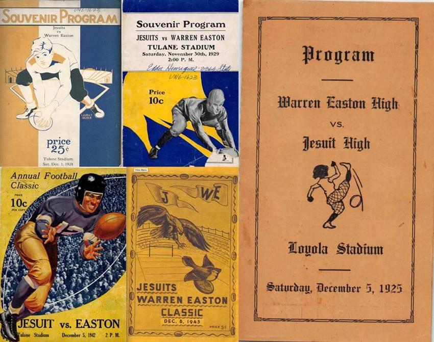 Warren Easton vs. Jesuit classic programs