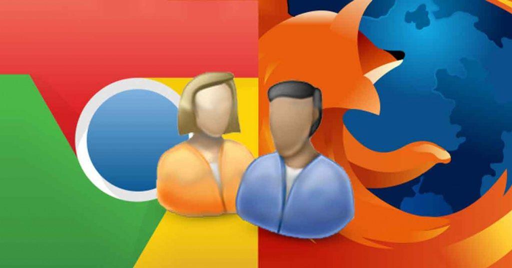 Chrome-Firefox-perfil-usuario