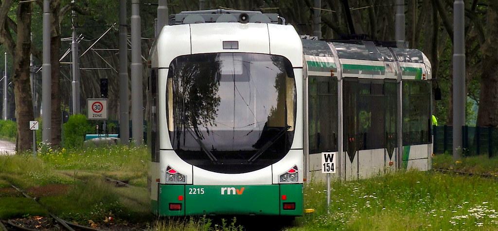 Трамваи Германии.