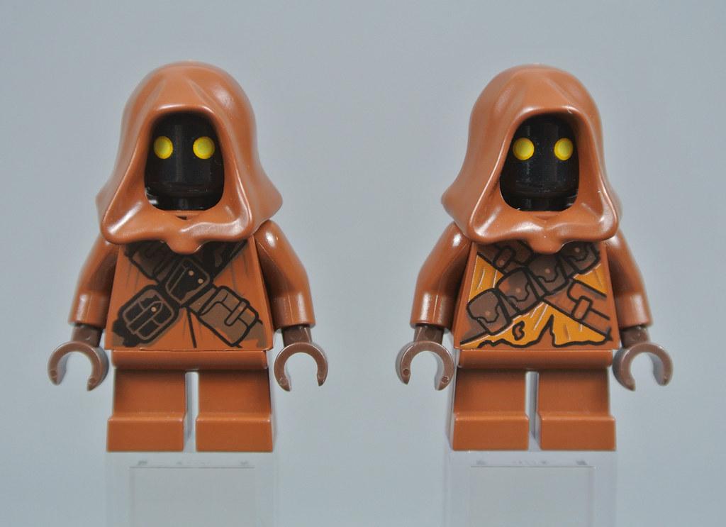 1 Star Wars Minifigure Dark Flesh Glove Pair NEW Lot//2 Lego BROWN MINIFIG HANDS
