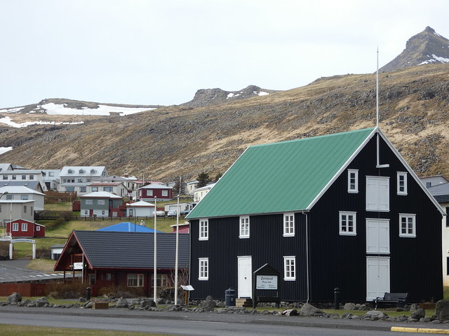Rif (Snaefellsnes, Islandia)