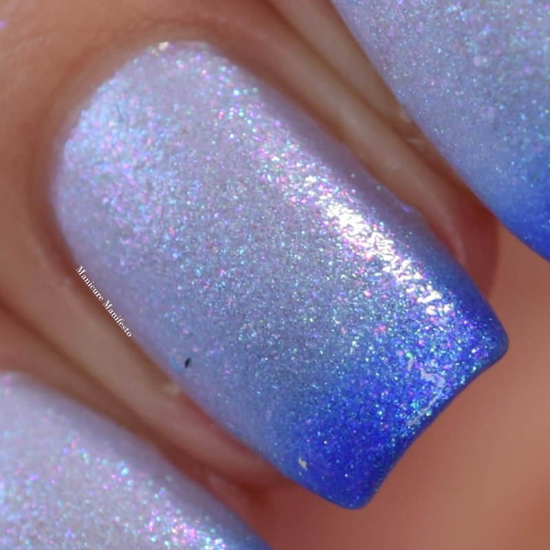 Paint It Pretty Polish Aurora's Tear Drop swatch