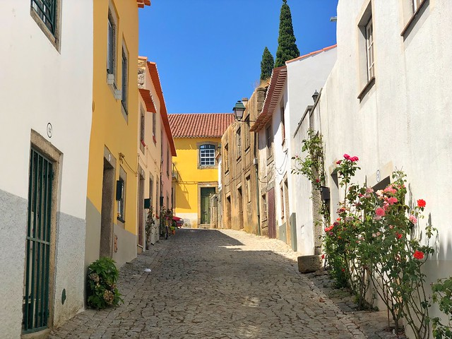 Calle de Almeida (Ruta de las fortificaciones abaluartadas)