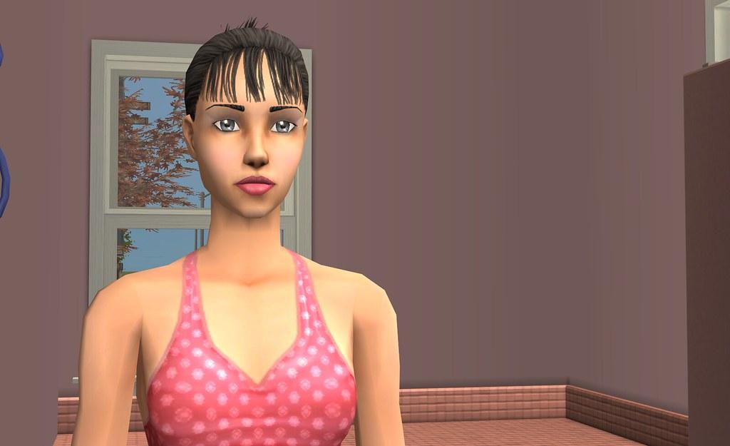 Begoña Simblanca en Los Sims 2