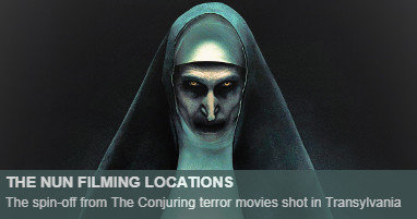 Where was The Nun filmed