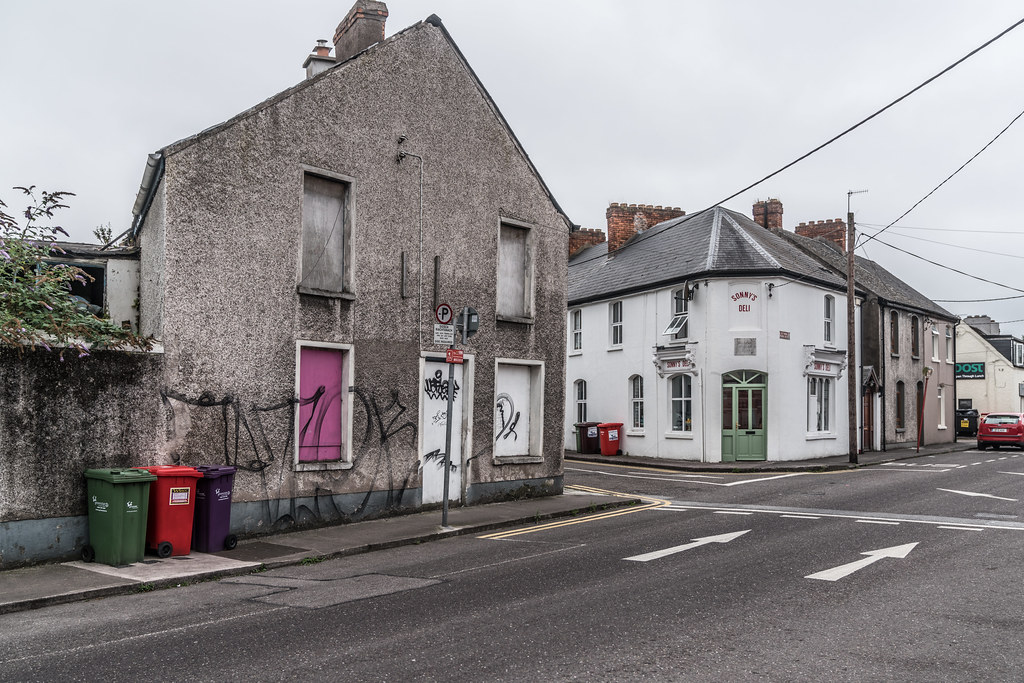 AREA NEAR THE ROUNDABOUT ON VICTORIA ROAD IN CORK JULY 2017  016