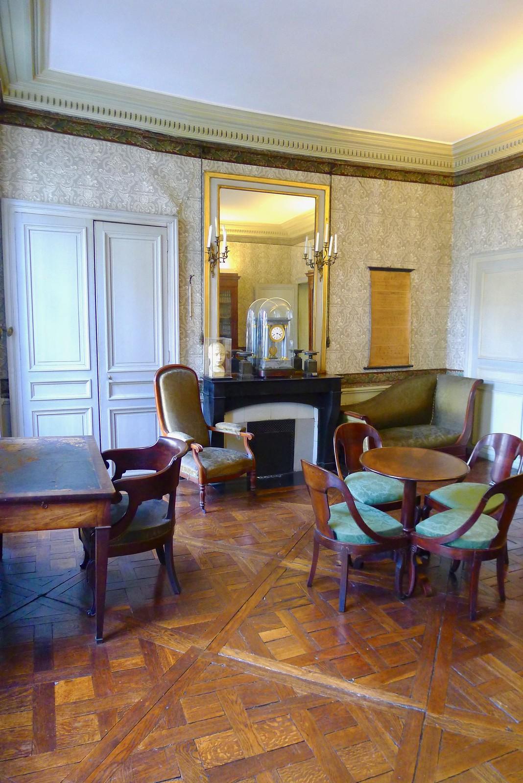 La Maison d'Auguste Comte, Paris