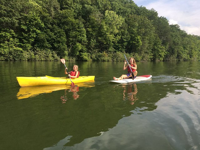 Up a Creek with a Paddle at Hungry Mother State Park - State Parks Blogs