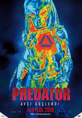 Predator: Avcı Güçlendi - The Predator