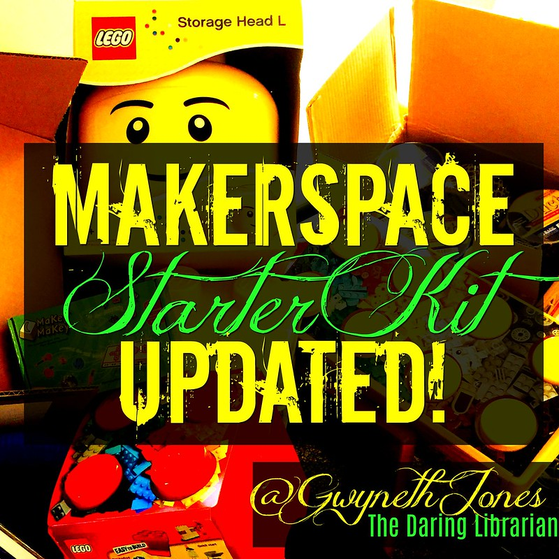 Makerspace Starter Kit Updated