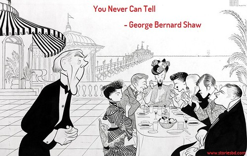 you never can tell by ggeorge bernard shaw bangla summary and characters