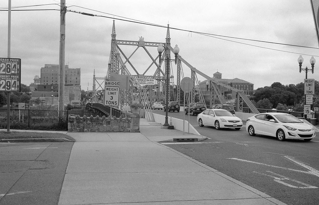 Northampton street bridge phillipsburg nj je245 flickr for Mounts swimming pool northampton
