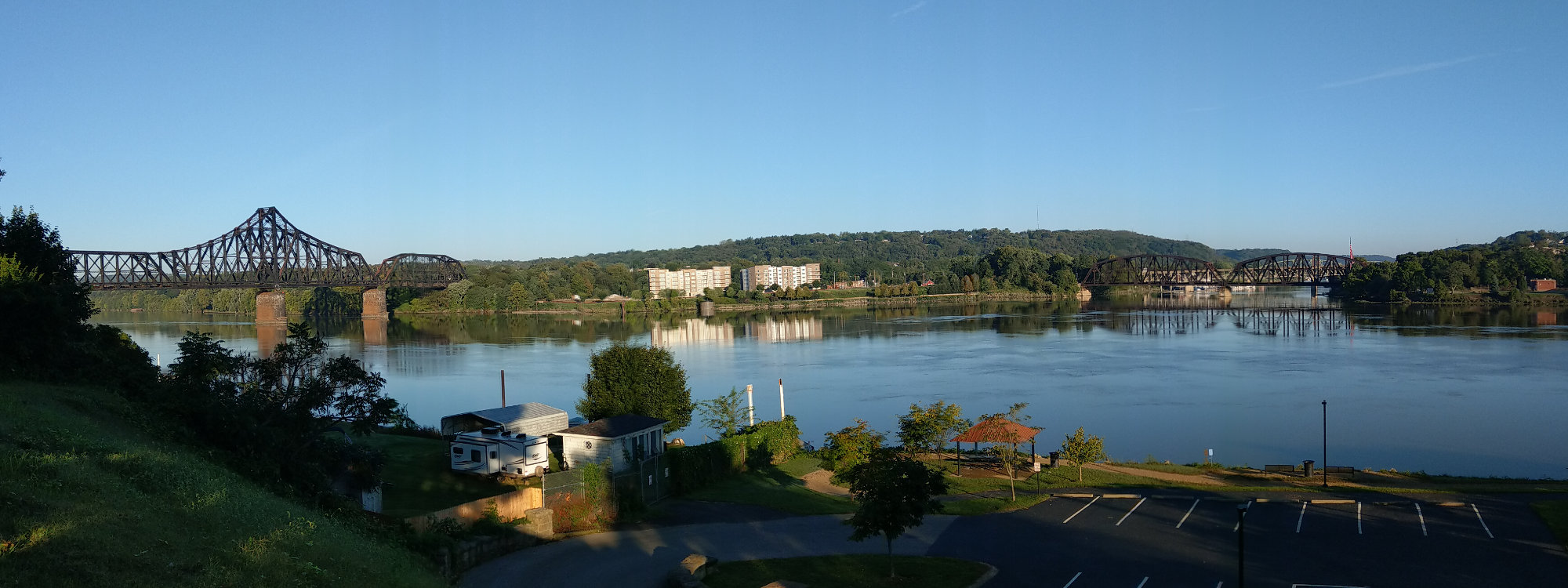 Ohio River Beaver