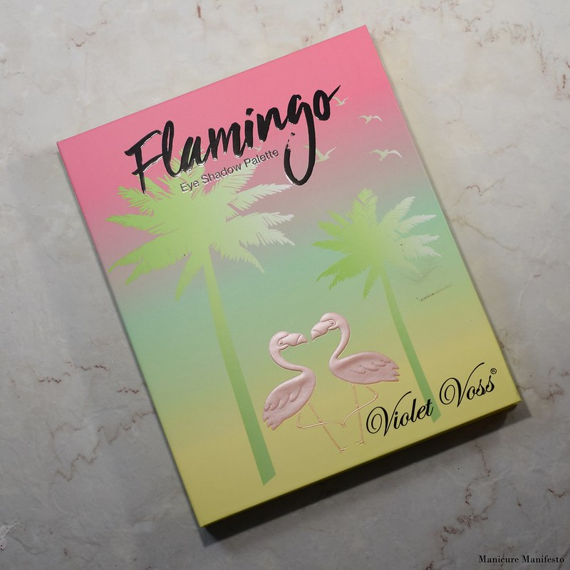 Violet Voss Flamingo Review
