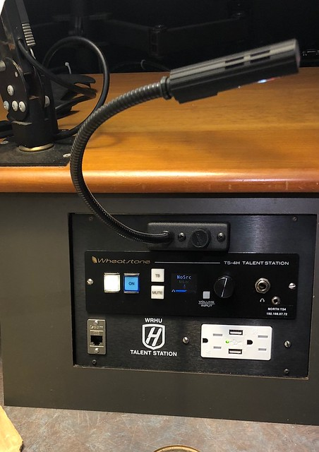 WRHU's State-of-the-art Five Studio Upgrade