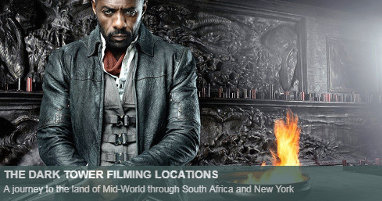 Where was The Dark Tower filmed
