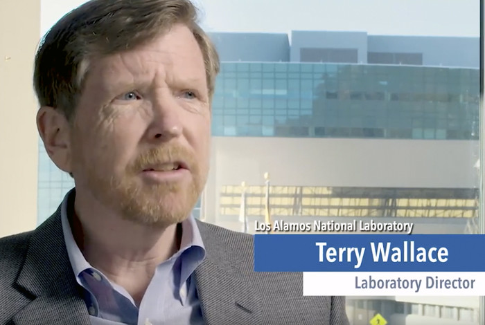 terry wallace talking about the future of warfare