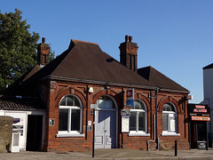 Picture of Crofton Park Station
