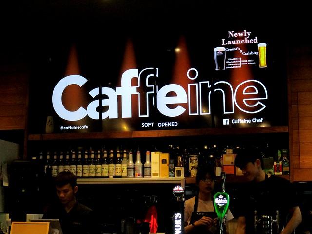 Caffefine Cafe