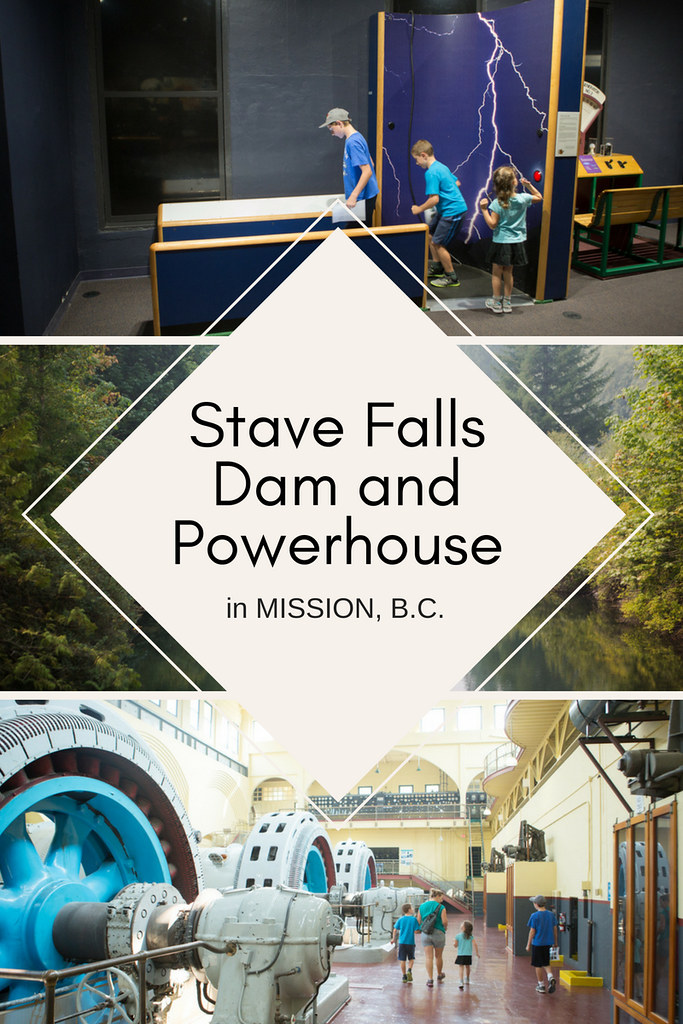 Are you looking for a new place to explore in the Lower Mainland, B.C.? How about taking in some history and science at the Stave Falls Dam and Powerhouse?