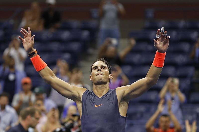 Rafael Nadal與Novak Djokovic的澳網決賽之戰備受矚目。(達志影像資料照)