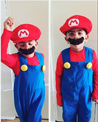 halloween costumes for kids only