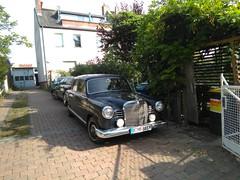 Uralter Mercedes Benz