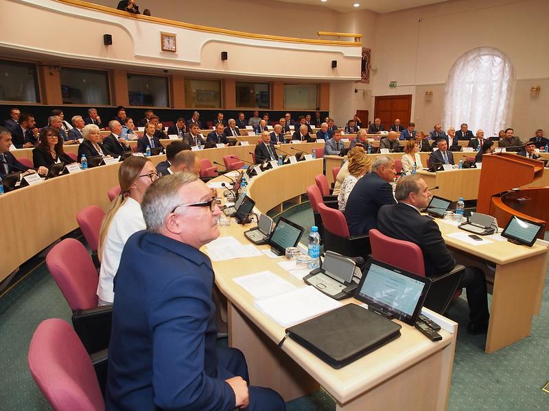 депутаты самарской губернской думы список фото его