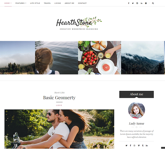Instagram WordPress Themes