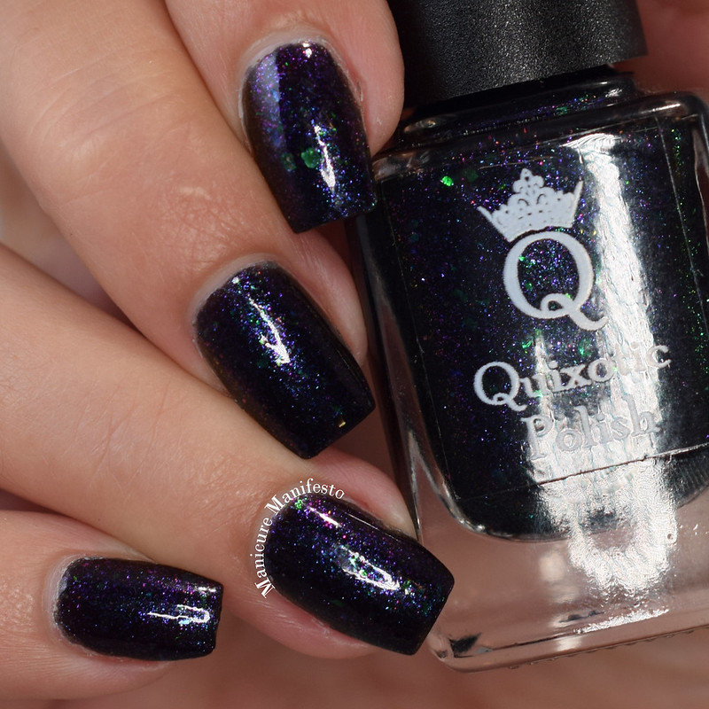 Quixotic Polish To The Moon And Back swatch