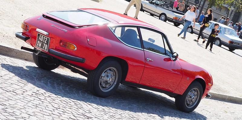 Lancia Fulvia 1300  Sport Zagato 1972 44376140942_91bdb3e5bc_c