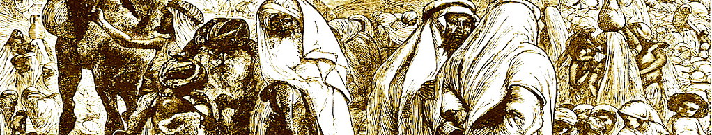 Колена Израилевы в Галааде.