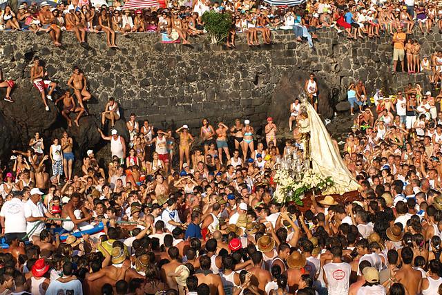 Fiesta, Puerto de la Cruz, Tenerife