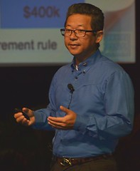 Tony Kim, NASA