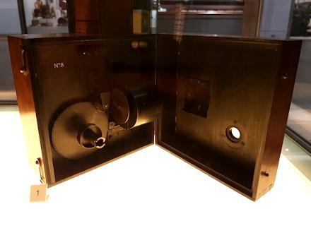 Lumière Cine-Camera and Projector
